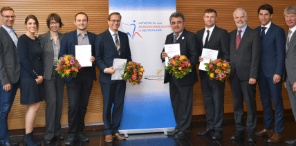 Interdisziplinäre Prävention gewinnt Präventionspreis 2018